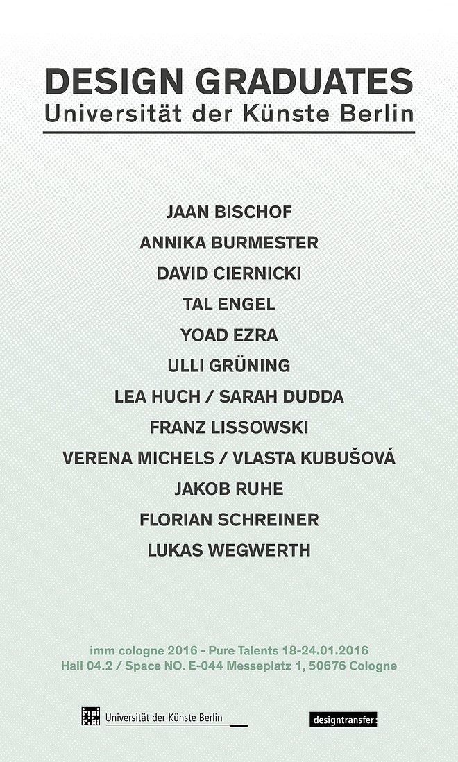 Design Graduates